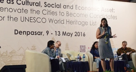 Planning for world heritage cites