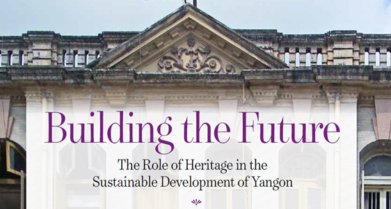 Building the Future Yangon