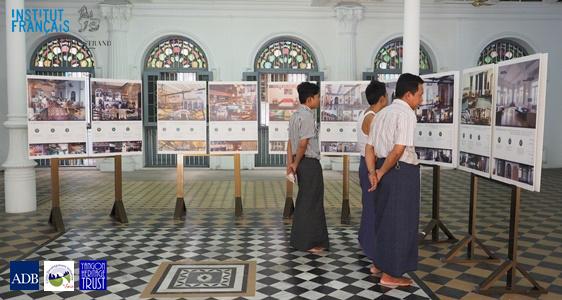 Feasibility Studies for Heritage Buildings Yangon